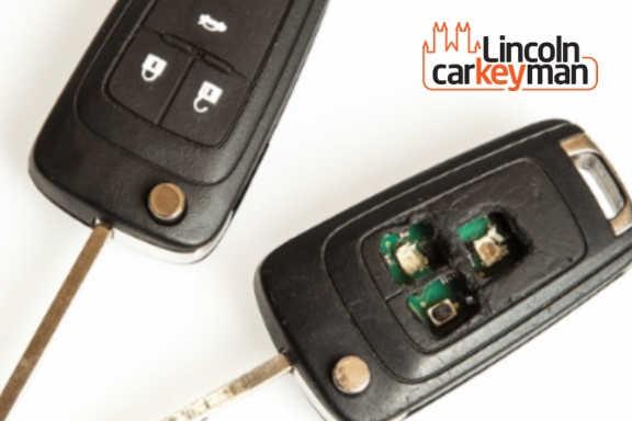Vauxhall Key Repair