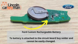 Ford Custom key problems
