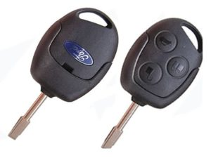 Spare Ford Key in Lincoln